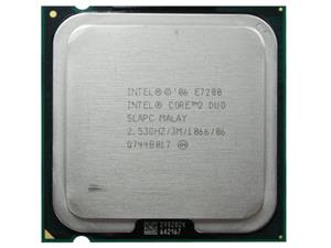 Intel Core2 Duo E7200 2.53GHz LGA-775 CPU